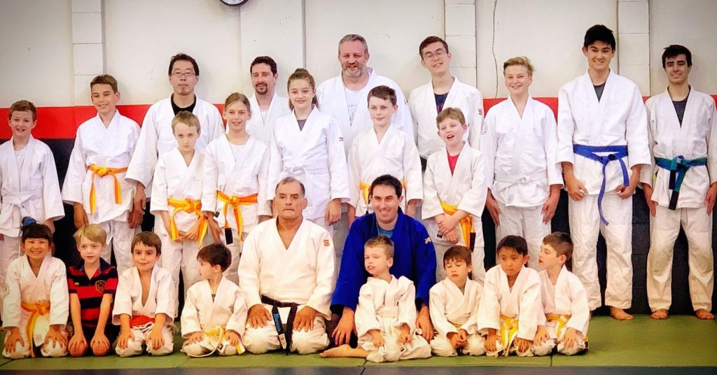 MTG Judo Club Corinda