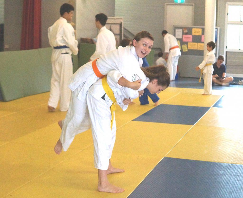 MTG Judo Club Corinda
